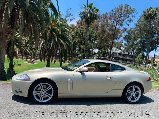 2007 Jaguar XKR - Supercharged  - Click to see full-size photo viewer