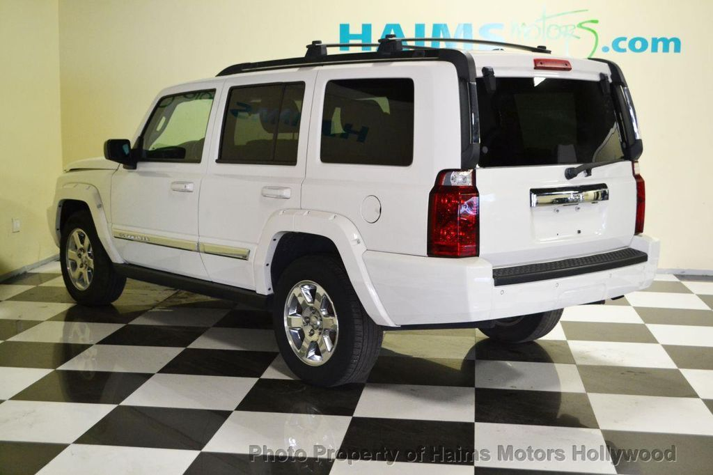 2007 Used Jeep Commander 2WD 4dr Limited at Haims Motors Serving ...
