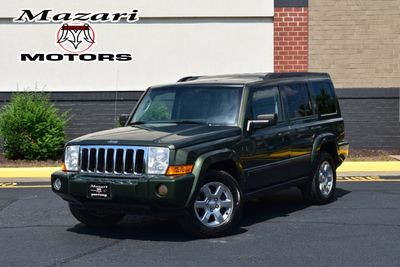 2007 Jeep Commander 4WD 4dr Sport SUV