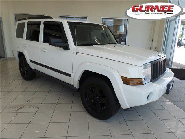 2007 Jeep Commander 4WD 4dr Sport SUV for Sale Gurnee, IL - $5,997 ...
