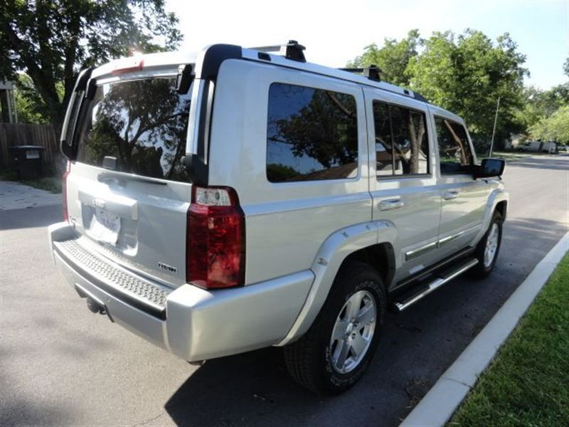 2007 Used Jeep Commander Overland at Bayona Motor Werks Serving San ...