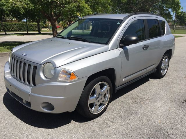 2007 used jeep compass 2wd 4dr limited at a luxury autos serving miramar fl iid 15172445. Black Bedroom Furniture Sets. Home Design Ideas