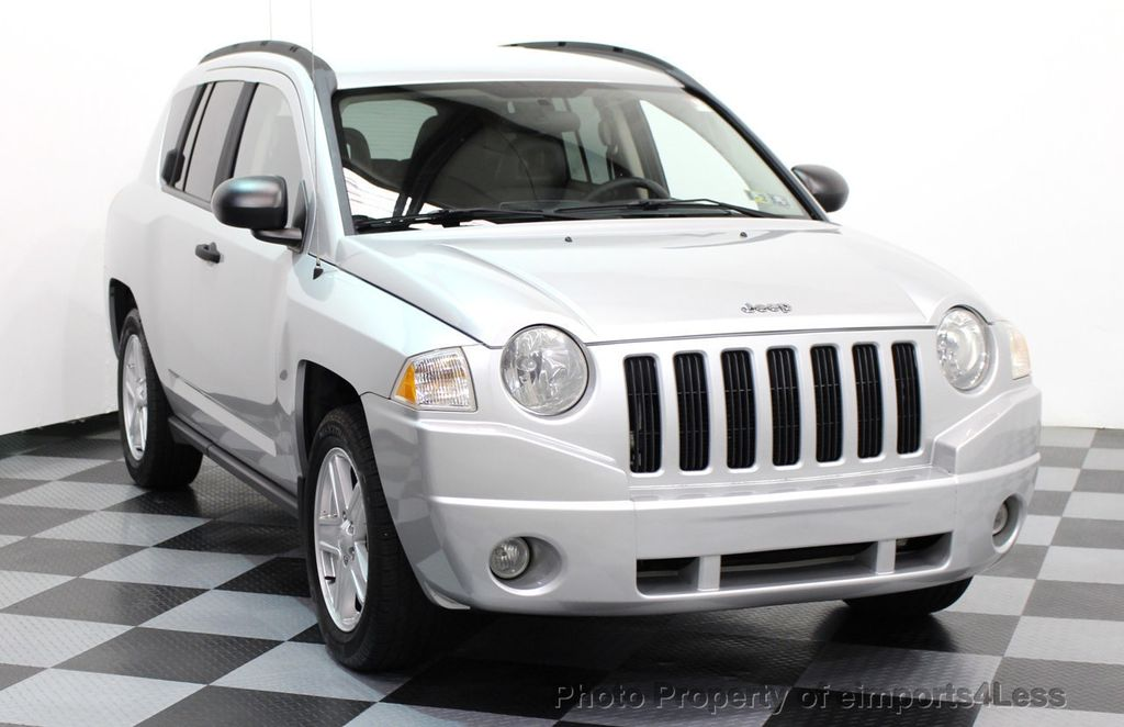 2007 Used Jeep Compass 4wd 4dr Sport At Eimports4less Serving