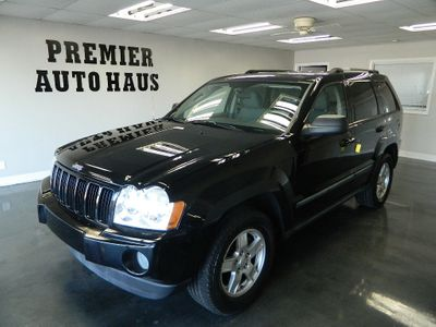2007 Jeep Grand Cherokee 2007 JEEP GRAND CHEROKEE LAREDO 4X4 SUV  - Click to see full-size photo viewer