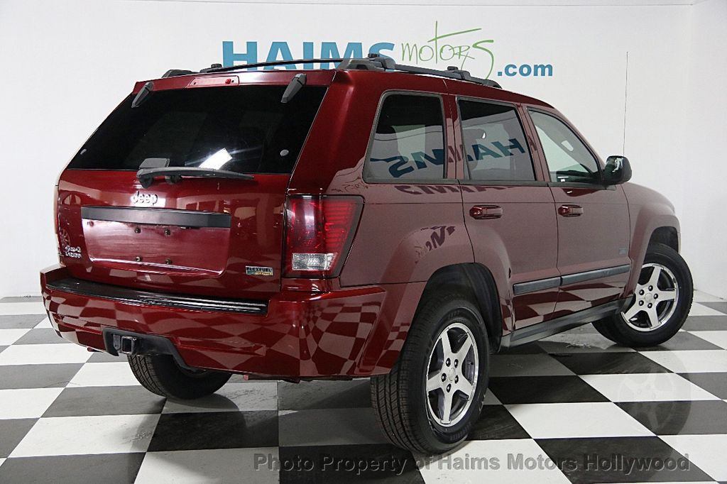 2007 used jeep grand cherokee 4wd 4dr laredo at haims motors serving fort lauderdale hollywood. Black Bedroom Furniture Sets. Home Design Ideas