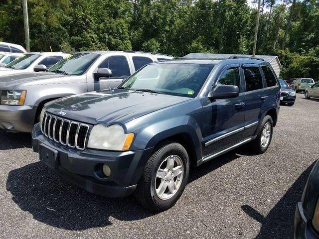 2007 Jeep Grand Cherokee Laredo >> 2007 Jeep Grand Cherokee 4wd 4dr Laredo Suv For Sale Florence Sc 6 995 Motorcar Com