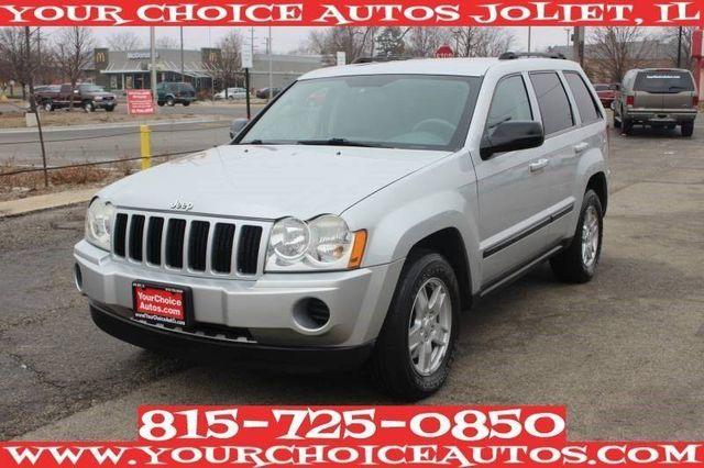2007 Jeep Grand Cherokee Laredo >> 2007 Jeep Grand Cherokee 4wd 4dr Laredo Suv For Sale Posen Il 4 999 Motorcar Com