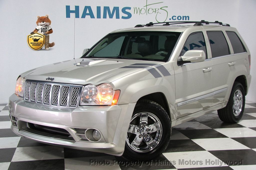 2007 used jeep grand cherokee 4wd 4dr overland at haims motors