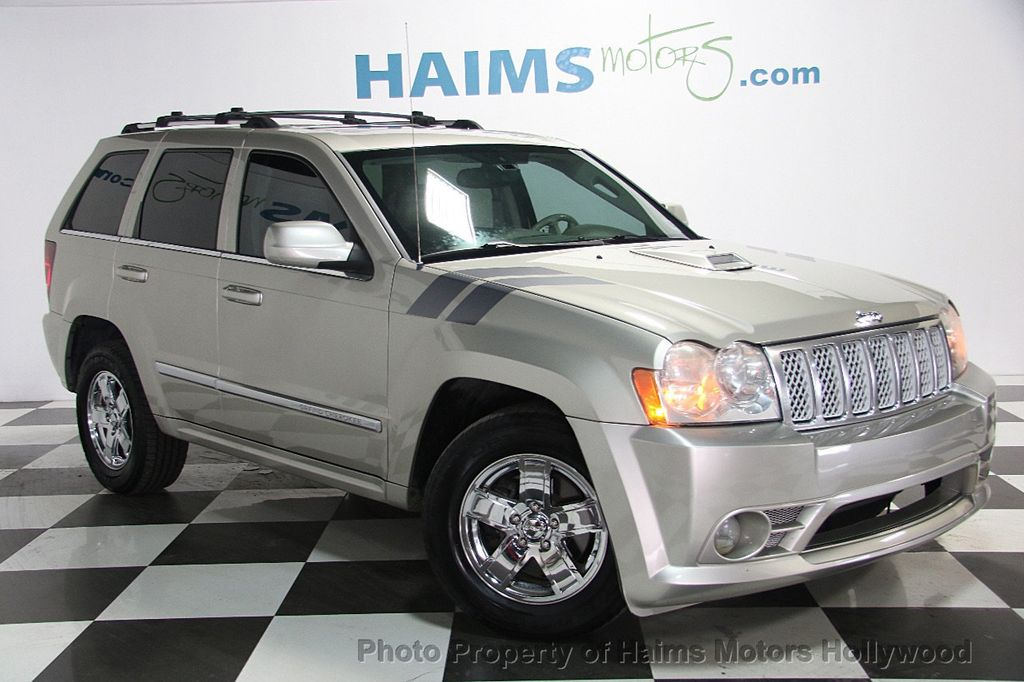 Perfect 2007 Jeep Grand Cherokee 4WD 4dr Overland   16876726   3