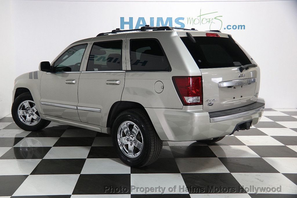 2007 used jeep grand cherokee 4wd 4dr overland at haims. Black Bedroom Furniture Sets. Home Design Ideas
