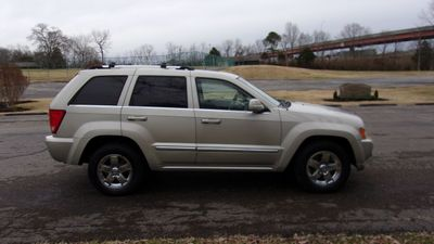 2007 Jeep Grand Cherokee 4WD 4dr Overland SUV