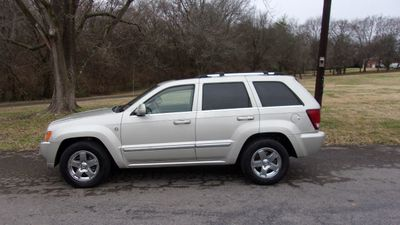 2007 Jeep Grand Cherokee 4WD 4dr Overland - Click to see full-size photo viewer