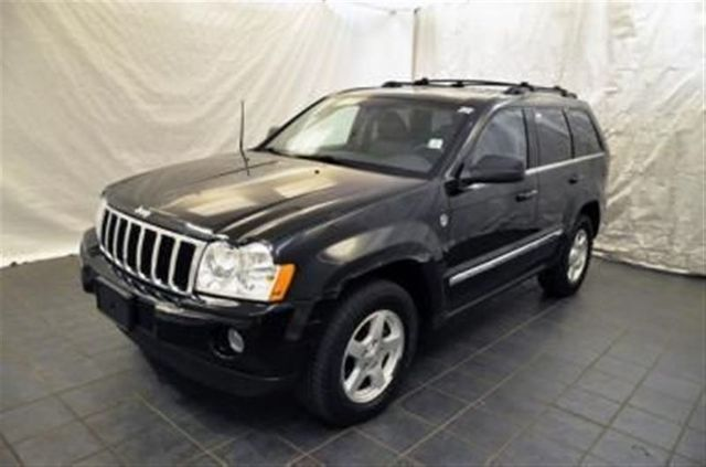 2007 used jeep grand cherokee limited at luxury automax serving