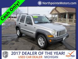 2007 Jeep Liberty - 1J4GL48K17W511785