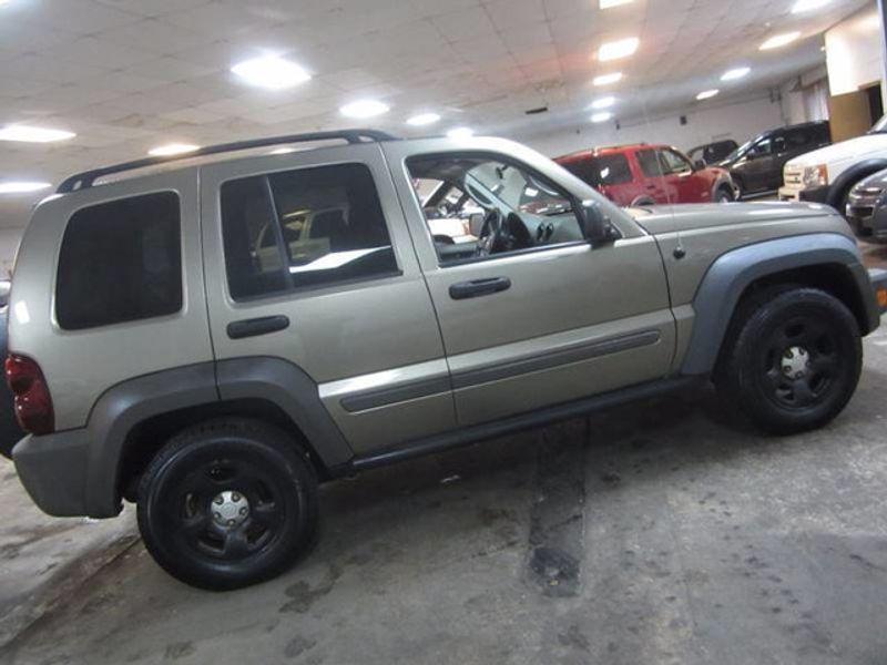 2007 Jeep Liberty 4x4 SPORT 3.7L V6   16332050   13