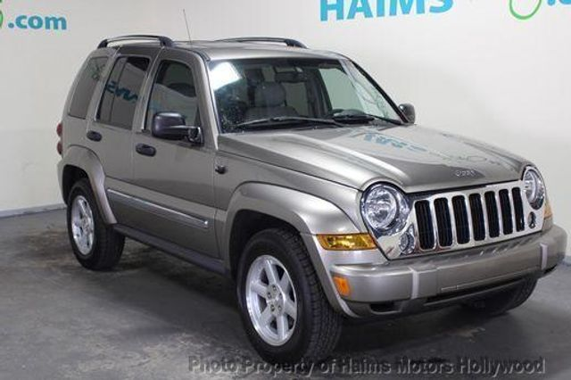 Superb 2007 Jeep Liberty Limited   11760792   2