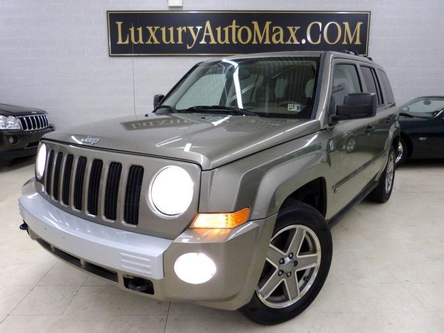 2007 Used Jeep Patriot 4wd 4dr Limited At Luxury Automax Serving