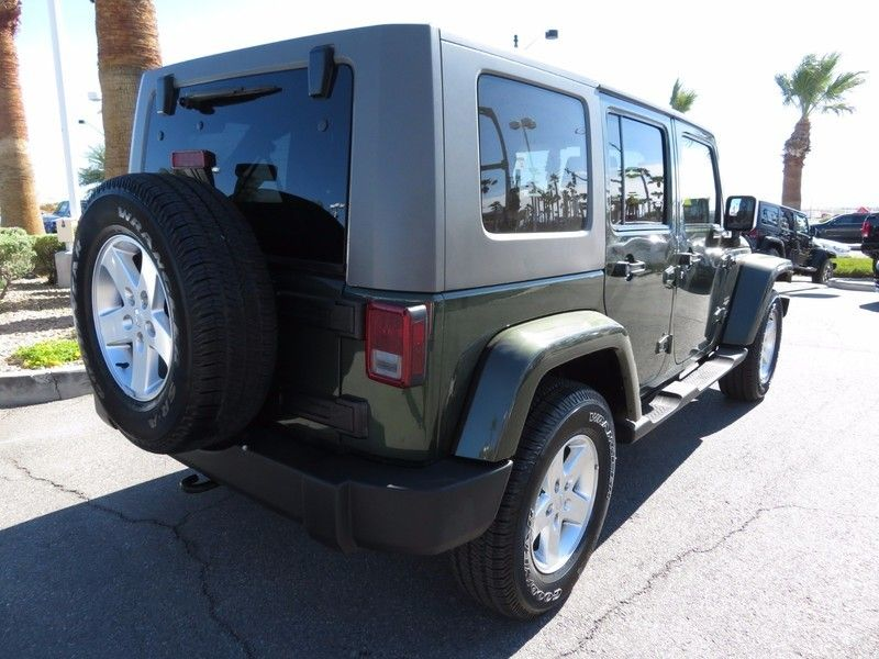 2007 Jeep Wrangler 4WD 4dr Unlimited Sahara - 16844288 - 4