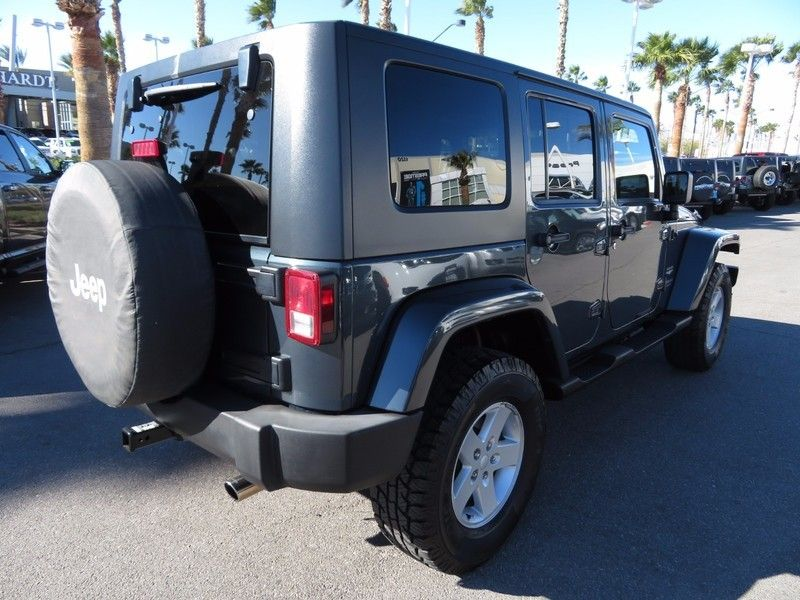 2007 Jeep Wrangler 4WD 4dr Unlimited Sahara - 17104136 - 4