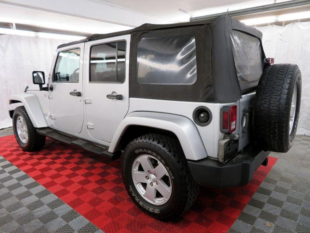 2007 Jeep Wrangler 4WD 4dr Unlimited Sahara - 18370052 - 4