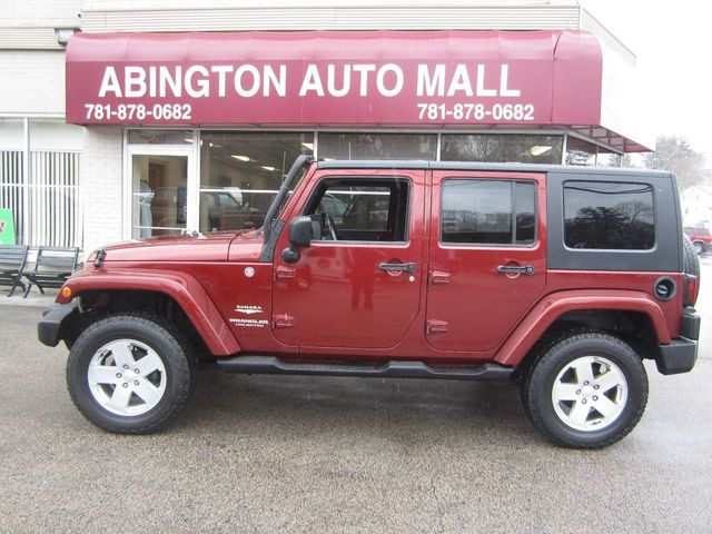 2007 Jeep Wrangler  4X4 RED ROCK CRYSTAL PEARL...