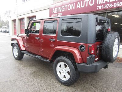 2007 Jeep Wrangler  4X4 RED ROCK CRYSTAL PEARL... - Click to see full-size photo viewer