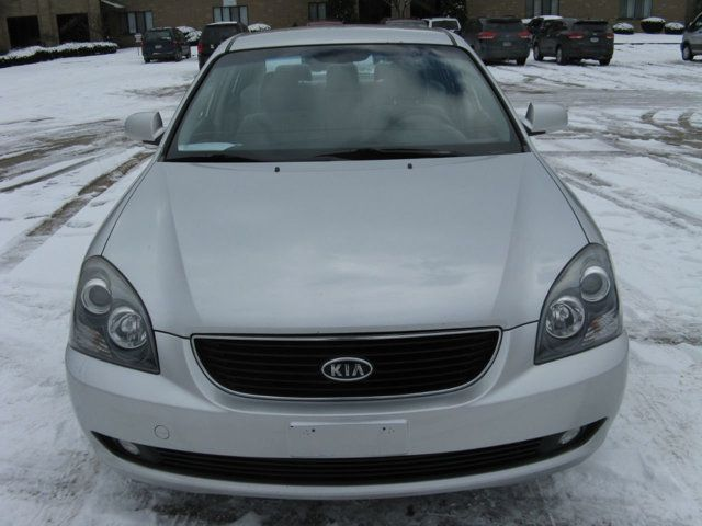 2007 Kia Optima FRESH TRADE IN RUNS GREAT! CALL 1-800-882-2407 Sedan - KNAGE123775139971 - 4