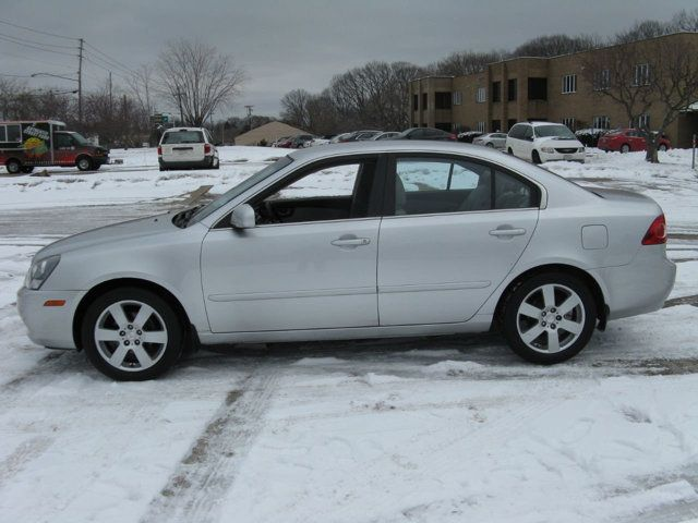2007 Kia Optima FRESH TRADE IN RUNS GREAT! CALL 1-800-882-2407 Sedan - KNAGE123775139971 - 6