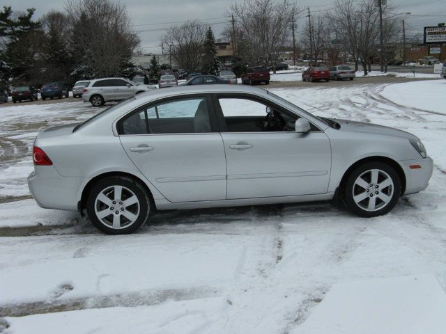 2007 Kia Optima FRESH TRADE IN RUNS GREAT! CALL 1-800-882-2407 Sedan - KNAGE123775139971 - 7