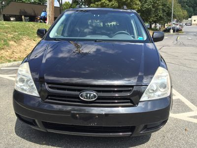 2007 Kia Sedona 4dr LWB Automatic LX - Click to see full-size photo viewer