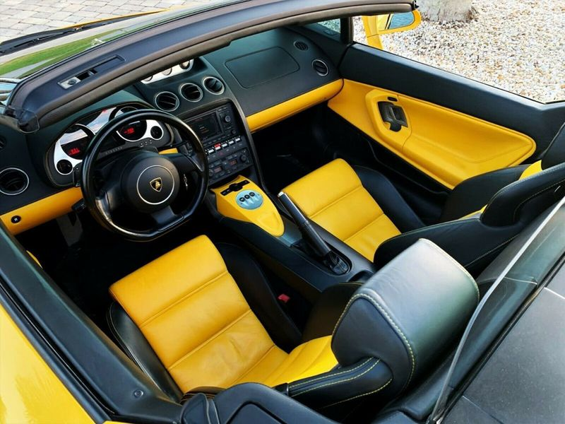 2007 Lamborghini Gallardo 2dr Convertible - 14905654 - 14