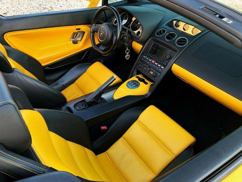 2007 Lamborghini Gallardo 2dr Convertible - 14905654 - 20