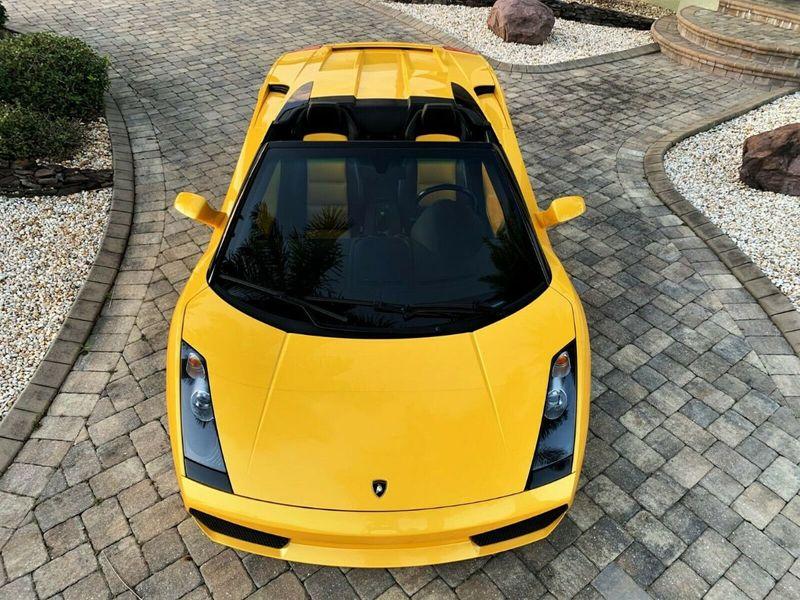 2007 Lamborghini Gallardo 2dr Convertible - 14905654 - 5