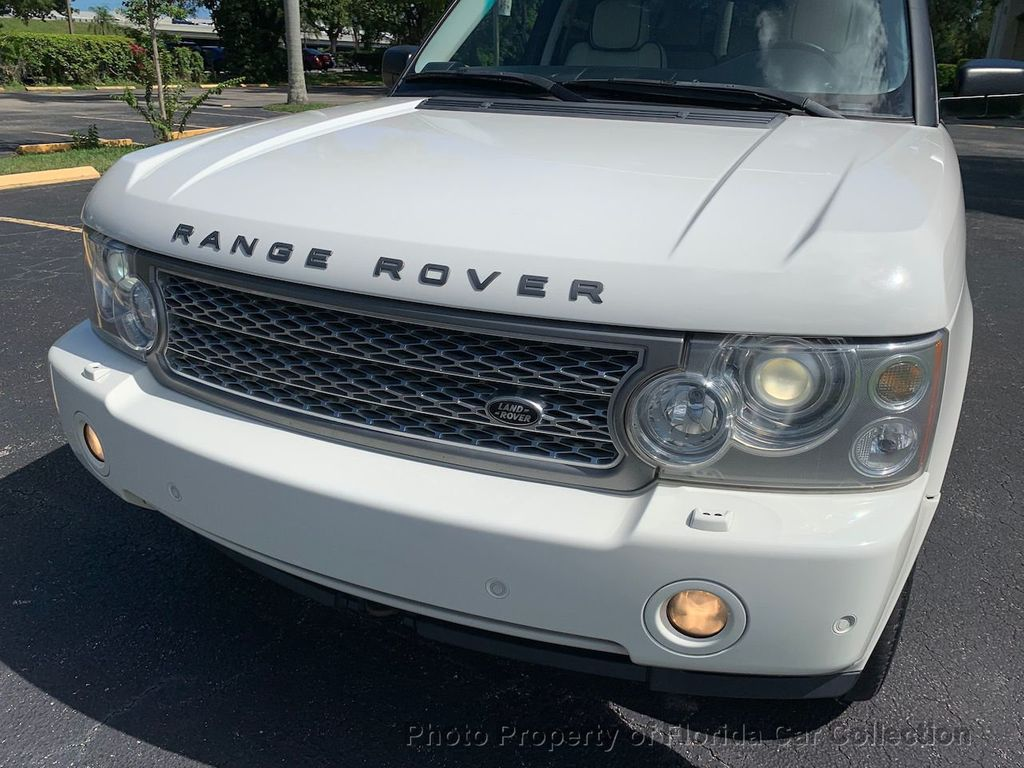 2007 Land Rover Range Rover HSE 4WD Luxury - 20935489 - 15