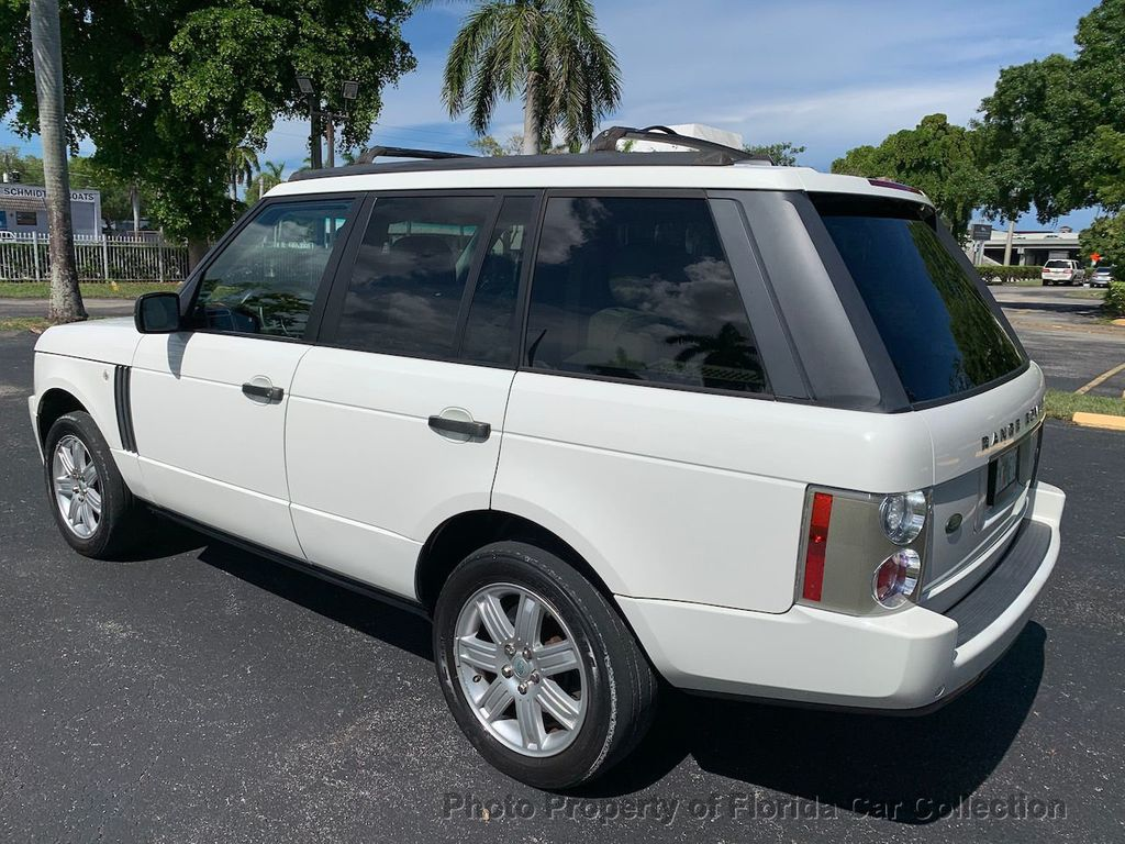 2007 Land Rover Range Rover HSE 4WD Luxury - 20935489 - 2
