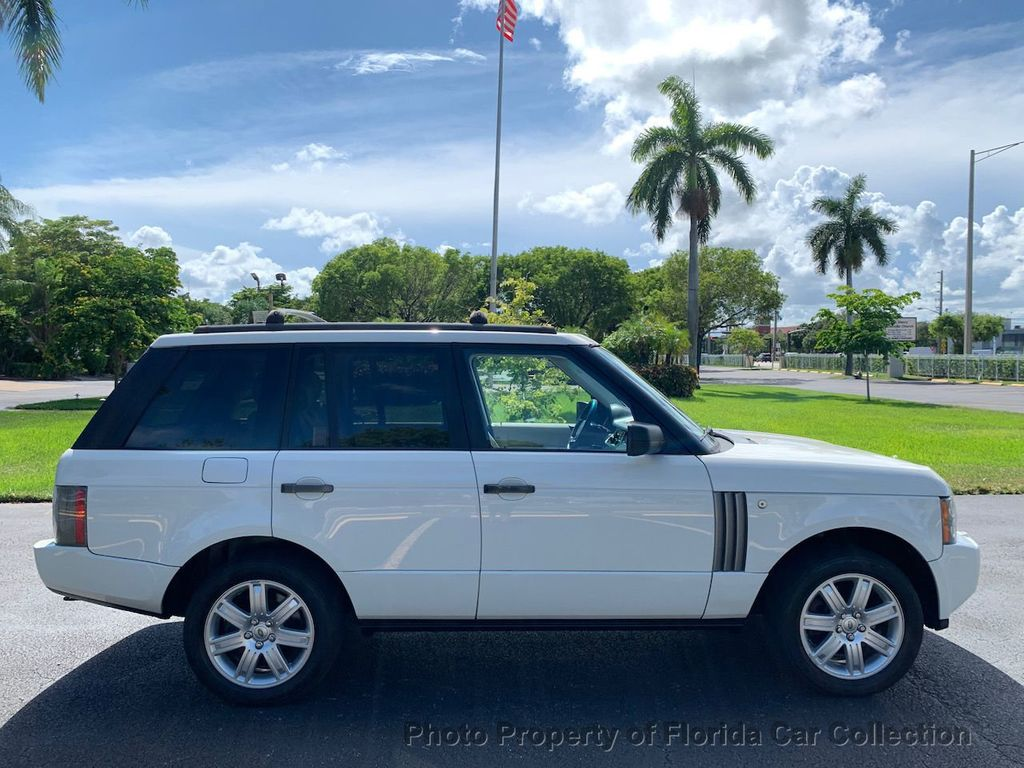 2007 Land Rover Range Rover HSE 4WD Luxury - 20935489 - 5