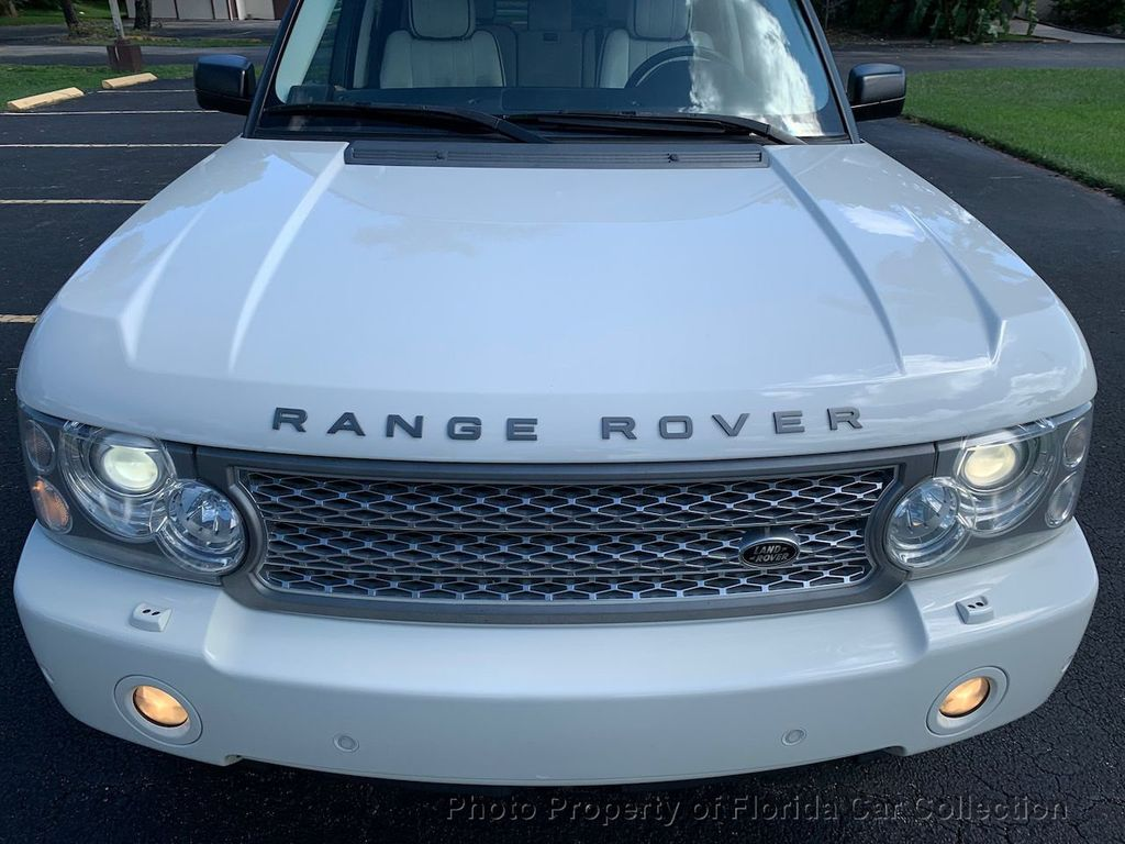 2007 Land Rover Range Rover HSE 4WD Luxury - 20935489 - 63