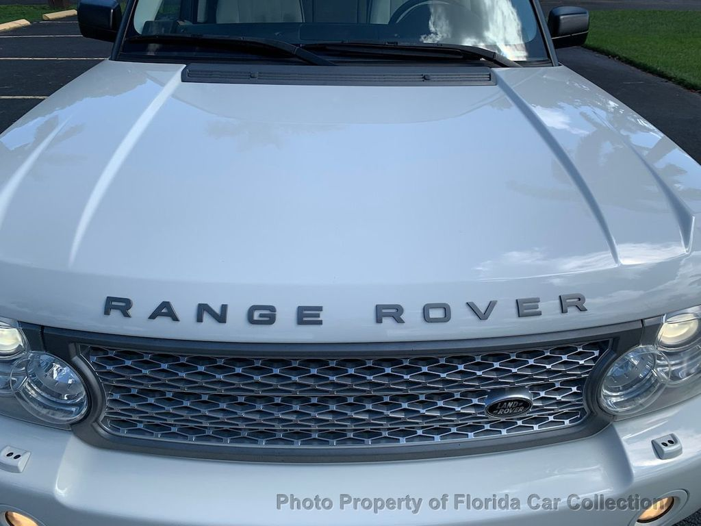 2007 Land Rover Range Rover HSE 4WD Luxury - 20935489 - 64
