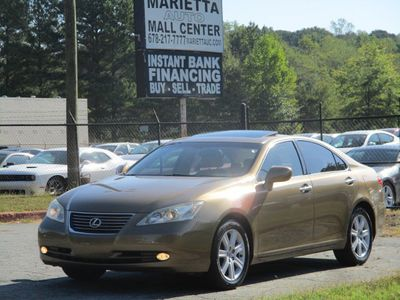 2007 Lexus ES 350 4dr Sedan - Click to see full-size photo viewer