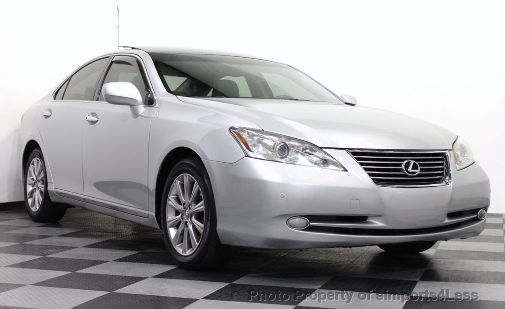 2007 Lexus ES 350 ES350 ULTRA LUXURY / LEVINSON / NAVIGATION   14694551   1