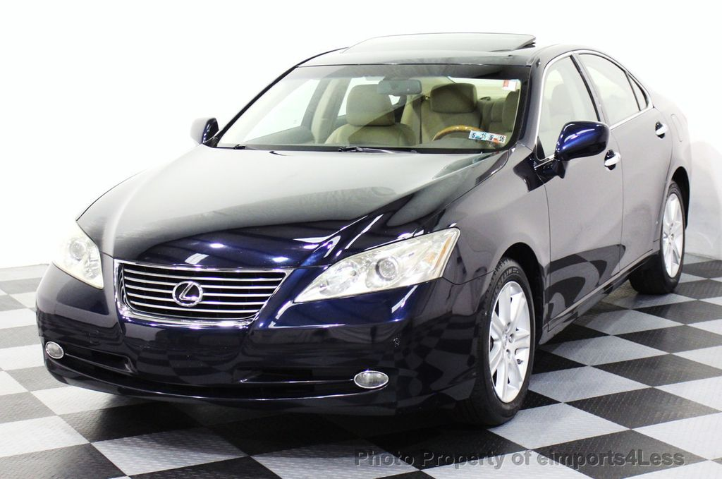 Lexus Certified Warranty >> 2007 Used Lexus ES 350 PREMIUM PLUS PACKAGE at eimports4Less Serving Doylestown, Bucks County ...