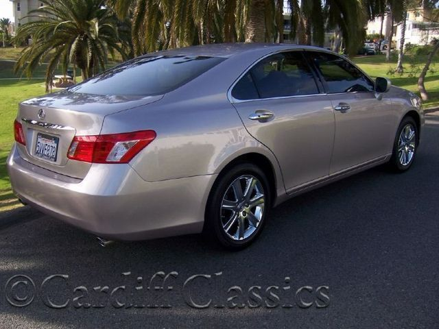 2007 Lexus ES 350 Sedan   Click To See Full Size Photo Viewer