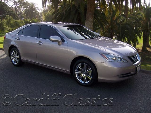 2007 Used Lexus ES 350 Sedan at Cardiff Classics Serving Encinitas ...