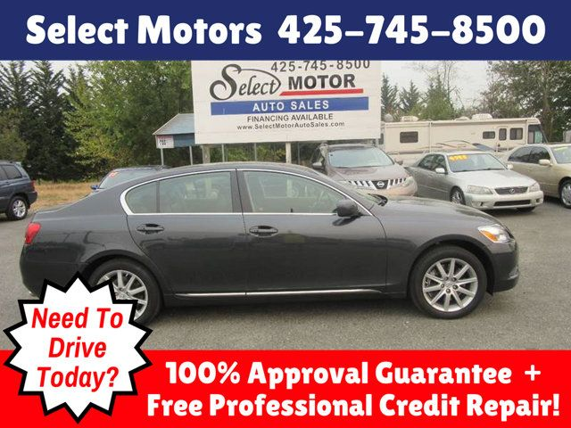2007 Lexus GS 350 4dr Sedan AWD Sedan for Sale Lynnwood, WA - $12,988 -  Motorcar com
