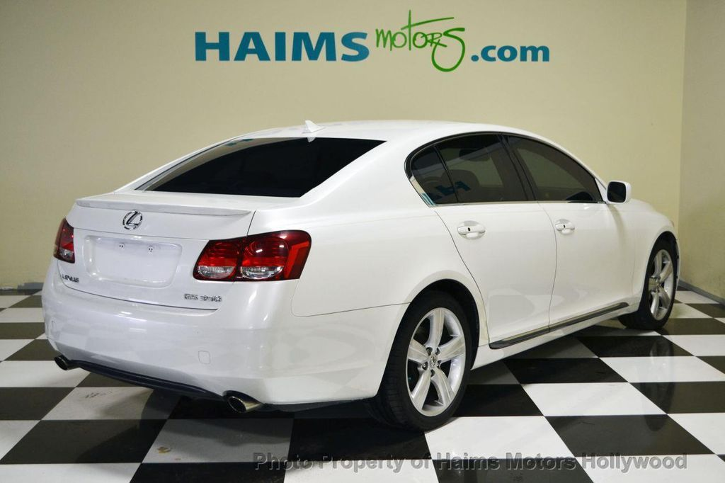 2007 Lexus GS 350 4dr Sedan RWD   14161066   3