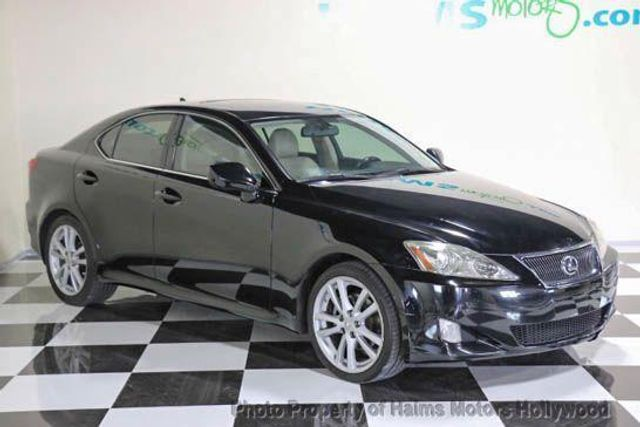 2007 Lexus IS 250 4dr Sport Sdn Manual RWD   12153910   1