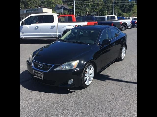 Captivating 2007 Lexus IS 250 4dr Sport Sedan Automatic RWD   16796250