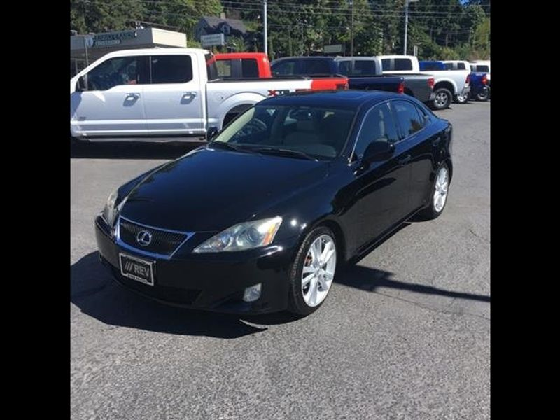 Used Lexus Is350: 2007 Used Lexus IS 250 4dr Sport Sedan Automatic RWD At