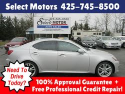 2007 Lexus IS 250 - JTHBK262672034318