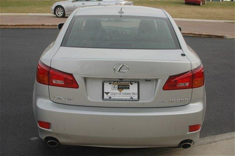 2007 Lexus IS 250 Base Trim - 8102063 - 2